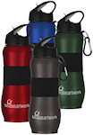 28oz Stainless Steel Sport Grip Bottles